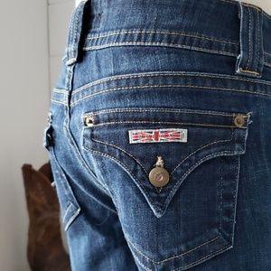 Hudson Bootcut Jeans - Size 27